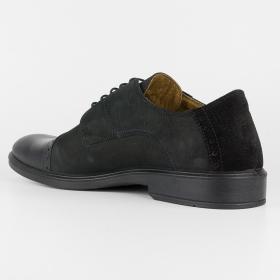 Туфли мужские Jomos 208202 черные